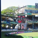 India Versus Sri Lanka-Cricket World Cup-Port of Spain Trinidad