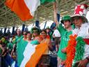 Ireland Cricket Fans Are VERY FUN